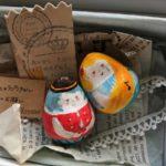 J-2 起き上がりこぼし童話カップルBOX 「塔の上のラプンツェル」 現物1点のみ ¥5,000-(税込)