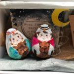 J-5 起き上がりこぼし童話カップルBOX 「月の砂漠」 現物1点のみ ¥5,000-(税込)
